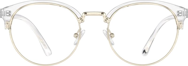 628c3da76af Translucent Browline Glasses  1911823