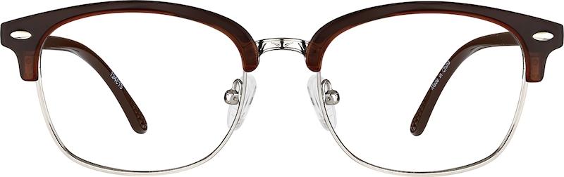 79801d4f65 Brown Browline Glasses  194815