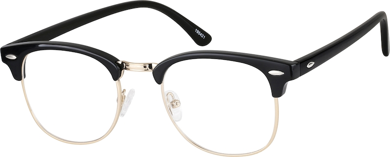 sku 195421 eyeglasses angle view - Zenni Optical Frames