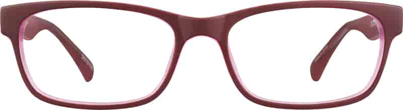 Berry Kids' Rectangle Glasses