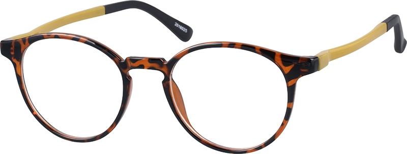 60a6ed128f Tortoiseshell Round Glasses  2016025