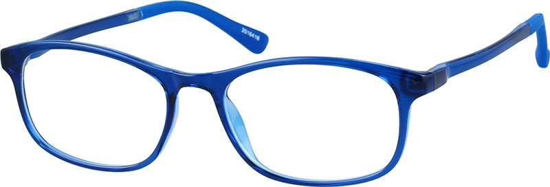 ae51af2feac Blue Rectangle Glasses  2016416