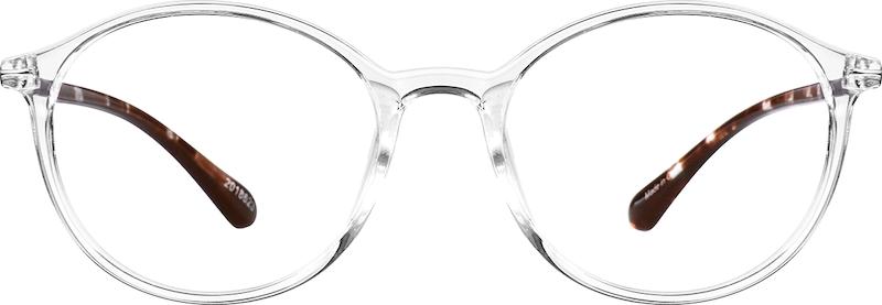 35cd6e074db Round Glasses 2018623. Previous. sku-2018623 eyeglasses angle view  sku-2018623 eyeglasses front view ...