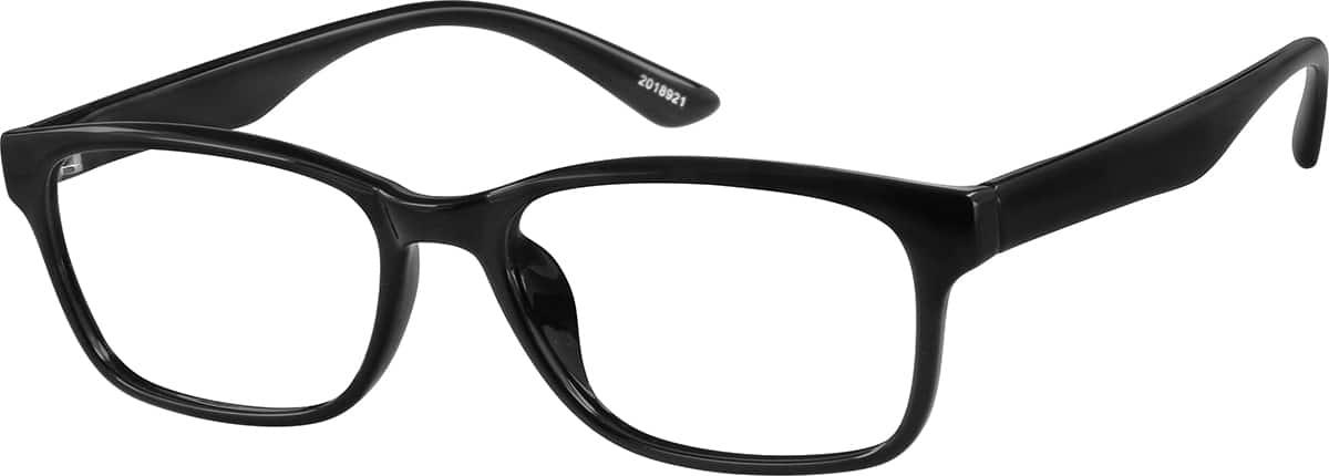 2018921-eyeglasses-angle-view.jpg Rectangle Glasses 2018921