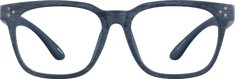 10bcdb8725 Blue Manzanita Square Glasses  2020316