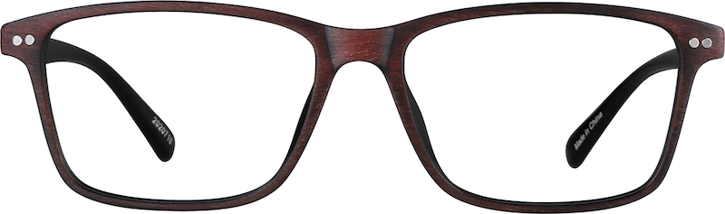 cdf842fbd8 Red Rectangle Glasses  2020718