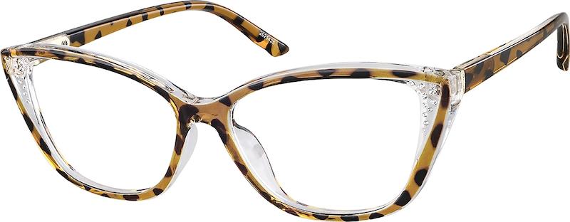 60e6707c97 Tortoiseshell Cat-Eye Glasses  2025425