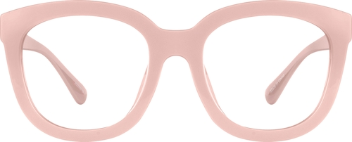 Flamingo Square Glasses