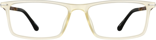 Frost Rectangle Glasses