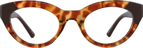 Classic Tortoiseshell Cat-Eye Glasses