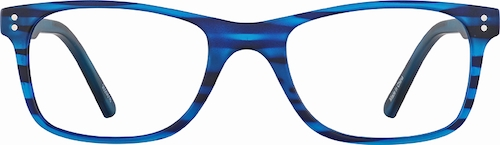 Midnight Kids' Rectangle Glasses