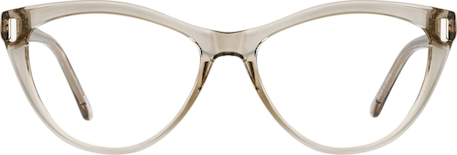 Fawn Cat-Eye Glasses