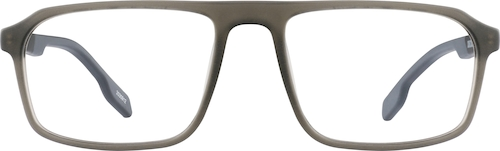Graphite Rectangle Glasses