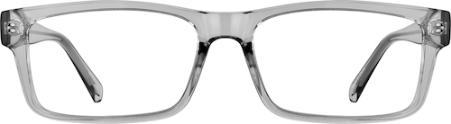 Fog Rectangle Glasses
