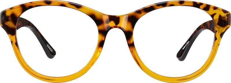 bbb00e67b1 Tortoiseshell Cat-Eye Glasses  206625