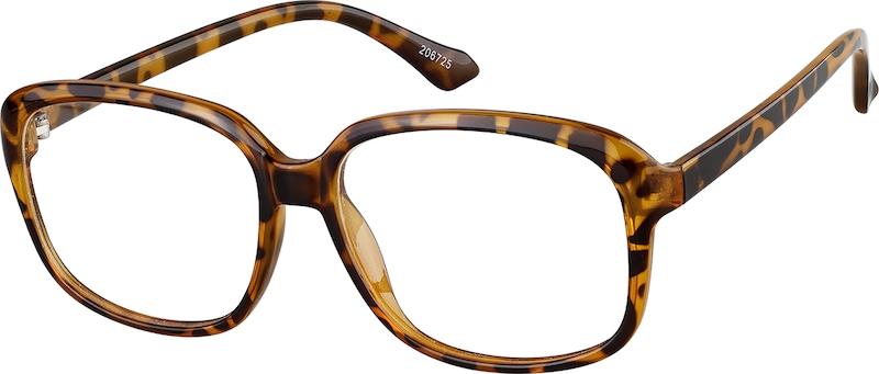 Black Square Sunglasses #206721