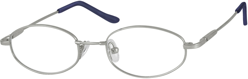 ce24b3325a Silver Kids  Oval Glasses  219411