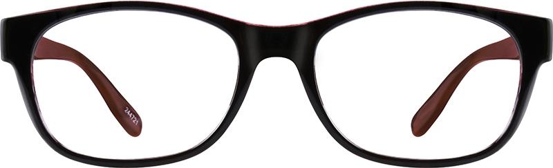 a9bb9e08f16 Rectangle Glasses 244721. Previous. sku-244721 eyeglasses angle view sku-244721  eyeglasses front view ...