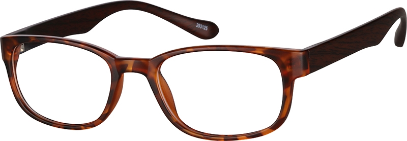 e31bdd874b91b Tortoiseshell Rectangle Glasses  293125