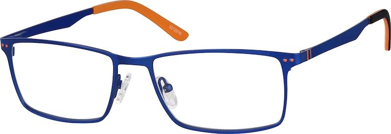 4c804d55c16 Blue Rectangle Glasses  3212516