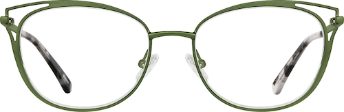 Moss Oval Glasses