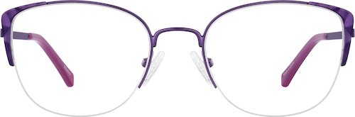 Ultraviolet Cat-Eye Glasses