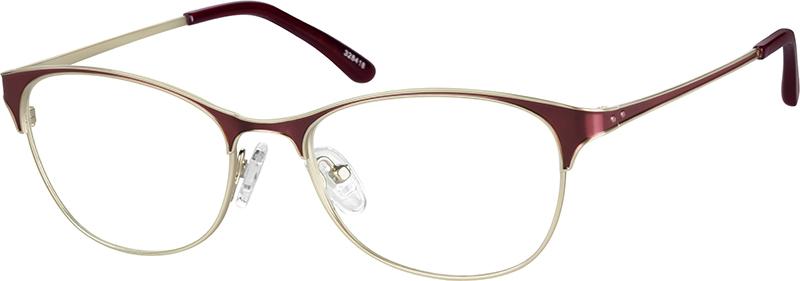 ceba27d1eb Red Cat-Eye Glasses  328418