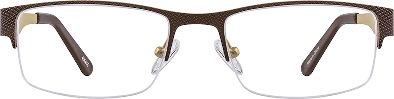 1c92598dfce ... sku-406415 eyeglasses front view ...
