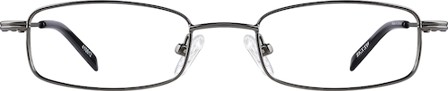 410512 Metal Alloy / Stainless Steel Full-Rim Frame