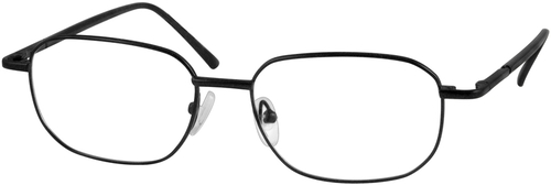 413821 Metal Alloy Full-Rim Frame with Spring Hinges