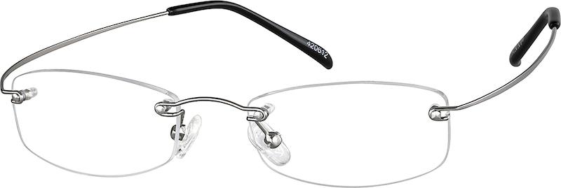 06ae0e7fe7e1 sku-420612 eyeglasses angle view ...
