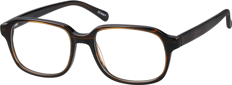 Brown Acetate Full-Rim Frame #433515