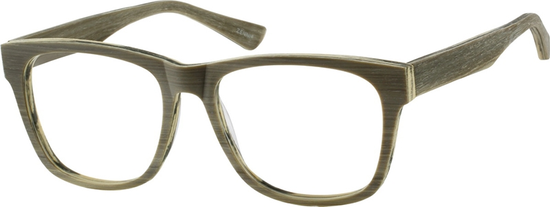 198dc7c257a Wood Texture Square Glasses  4412332