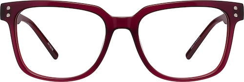 Red Sausalito Eyeglasses