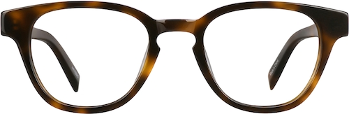 Tortoiseshell Kids' Round Glasses