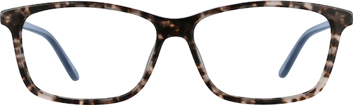 Pattern Rectangle Glasses