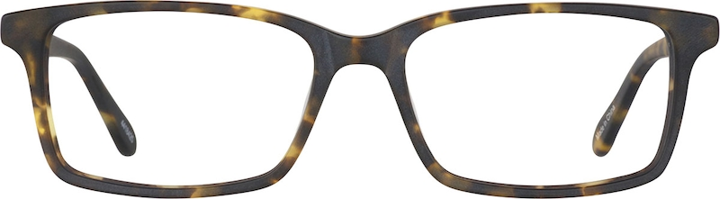 b338a7f5a69a Tortoiseshell Rectangle Glasses #4418425