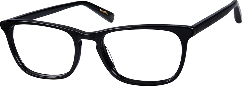 ffb30c78946 Black Ain Square Eyeglasses  4419021