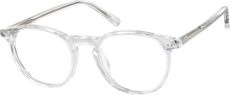 549b948d93 Translucent Round Glasses  4422423
