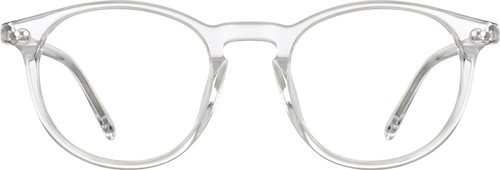 Translucent Round Glasses