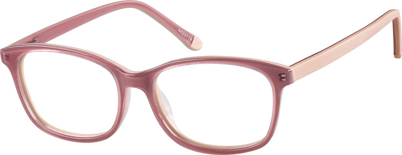 690a9638ef5 Pink Rectangle Glasses  4423719