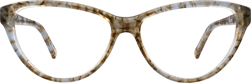 Topaz Arroyo Cat-Eye Glasses
