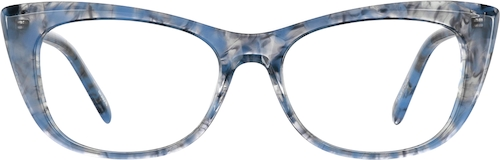 Lapis Cat-Eye Glasses