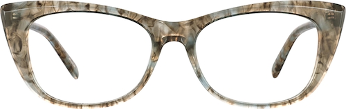 Topaz Cat-Eye Glasses