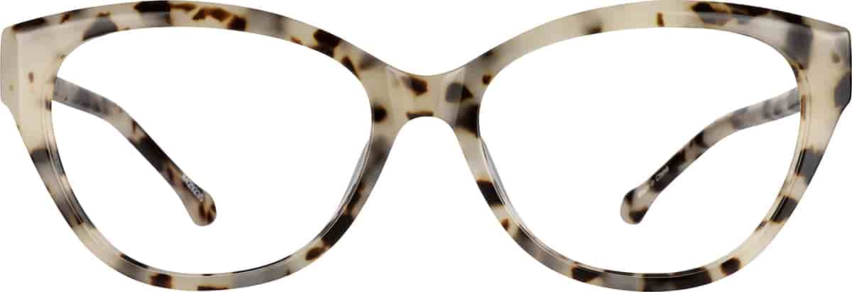Latte Cat-Eye Glasses