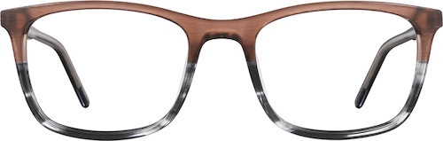 Redwood Rectangle Glasses