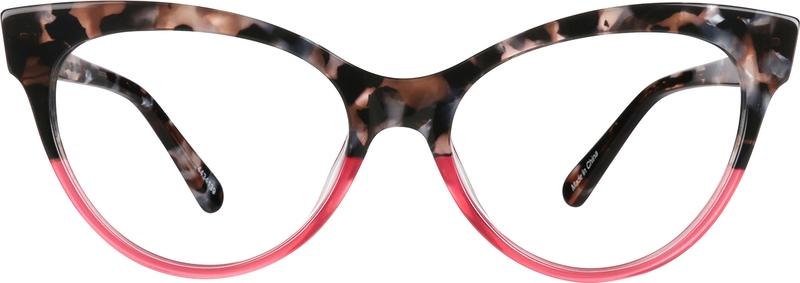 20038cf5a71 Pattern Cat-Eye Glasses  4434139