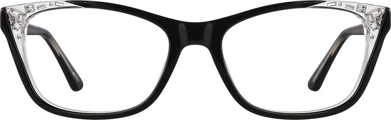 1e1be6d8132 Black Cat-Eye Glasses  4434621