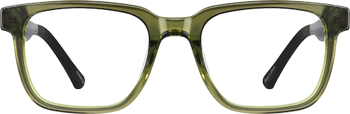 Forest Dare Kids' Square Glasses