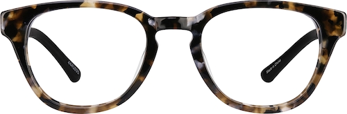 Tortoiseshell Explore Kids' Round Glasses